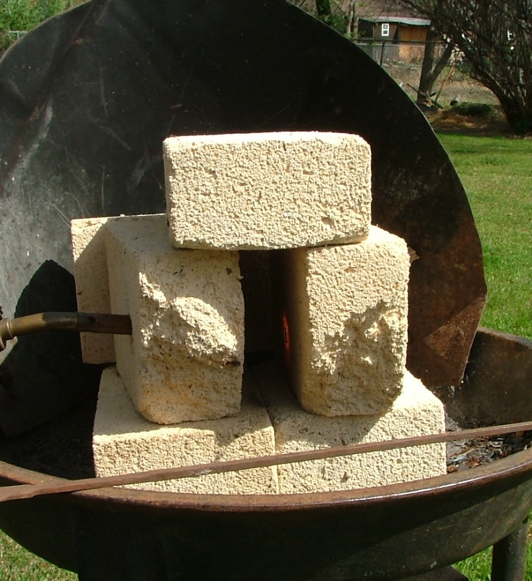 Blue Collar Prepping: Using The Fire Brick Forge