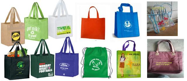 pusat konveksi pembuatan tas souvenir, goodie bag murah di Ciputat tangerang Selatan