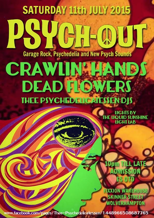 THEE PSYCHEDELICATESSEN present PSYCH-OUT