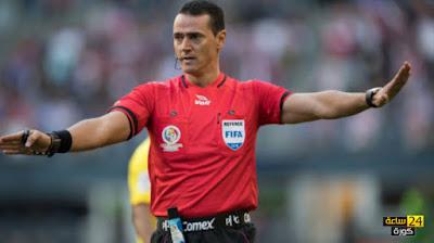 الفيفا يعلن عن حكم مباراة مصر و السعودية