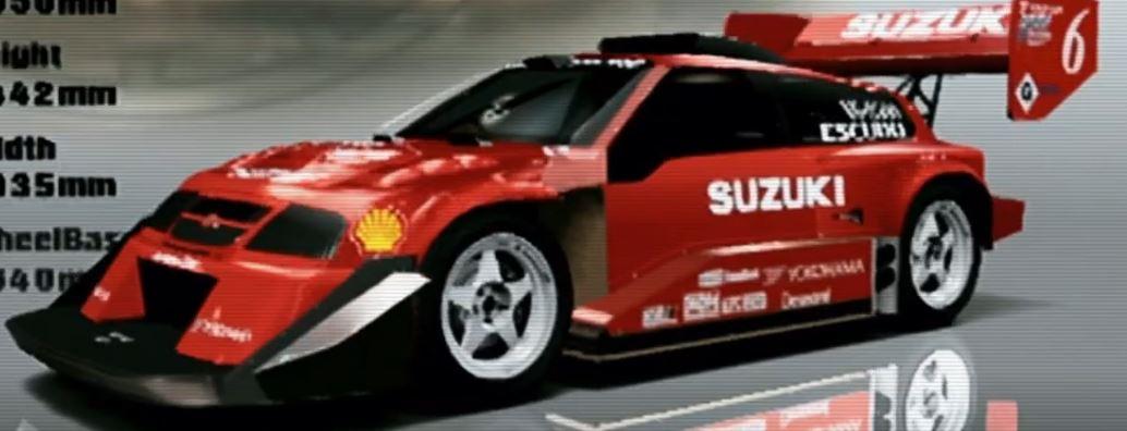 Suzuki Escudo Pikes Peak Version