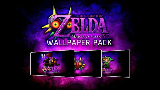 Wallpapers Majoras Mask 3D