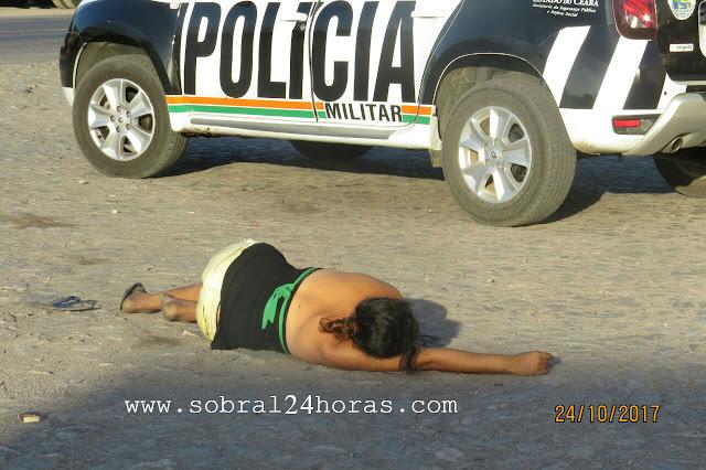 Travesti é executada a bala em Sobral