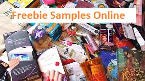 How to Get Freebie Samples Products Online