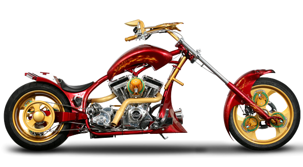 chopper motorcycle png - photo #10