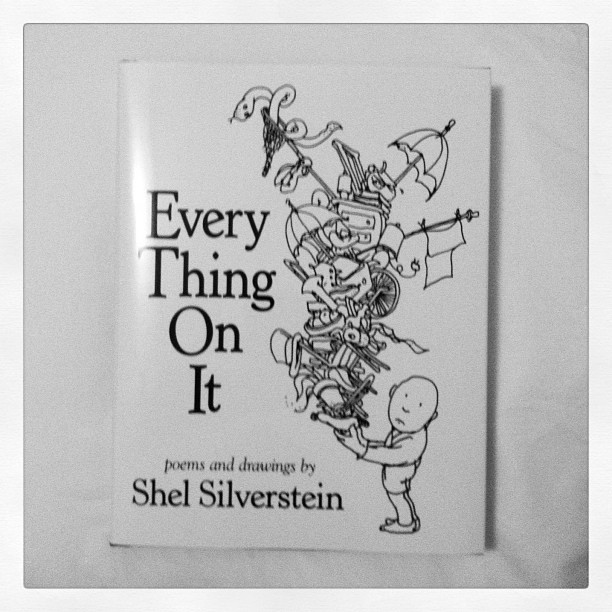shel silverstein books - 612×612