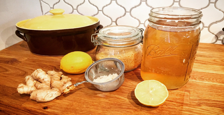 Lemon Water: The Healthiest Drink To Burn Fat From The Liver, Belly And Hips
