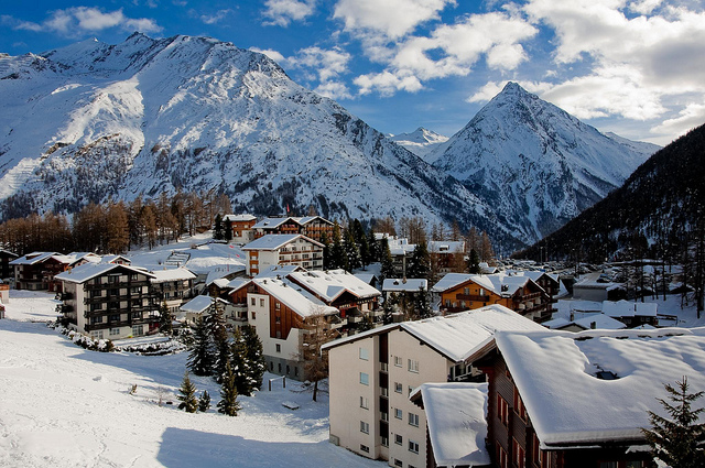 Saas Fee The Pearl Of The Swiss Alps Private Tours Of