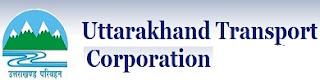Uttarakhand Transport Corporation Recruitment