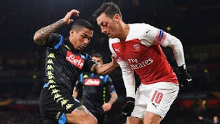 Arsenal vs Napoli 2-0 Full Highlights