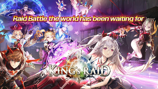 King's Raid Mod Apk Android