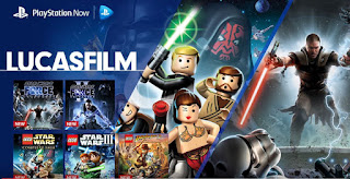 lucasfilm sony playstation now