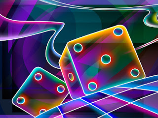 3D cube amazing colorful wallpapers