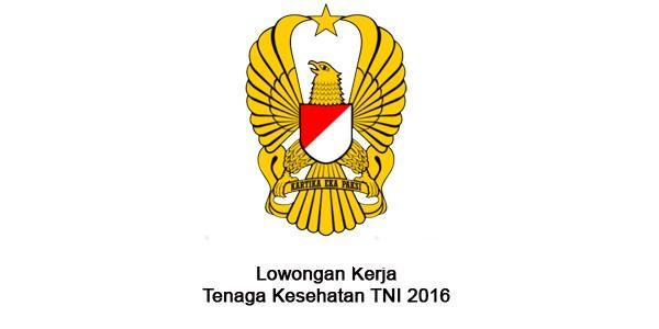 TENAGA KERJA KESEHATAN TNI TA.2016 : TENAGA DOKTER, VIROLOGI, FARMASI, MICRO BIOLOGI DAN KESEHATAN - ACEH, INDONESIA