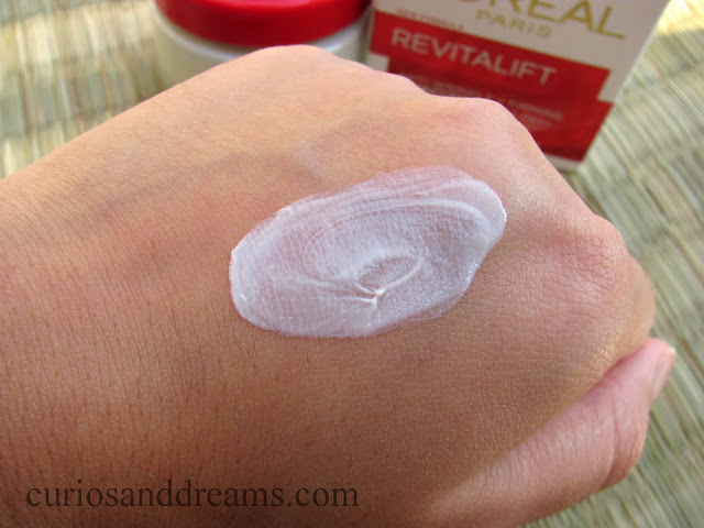 L'Oreal Paris Revitalift Anti-Wrinkle Firming Day Cream review, L'Oreal Paris Revitalift Day Cream review