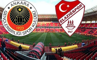 Gençlerbirliği - ElazığsporCanli Maç İzle 17 Eylül 2018