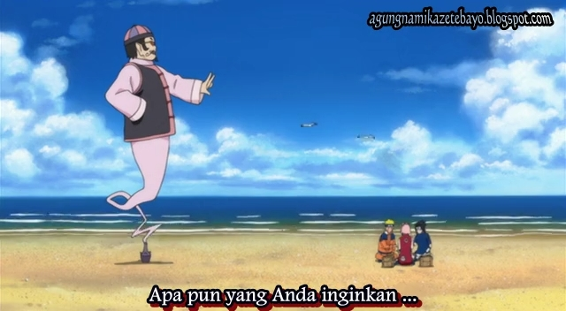 Download Naruto OVA 7 Sub Indo