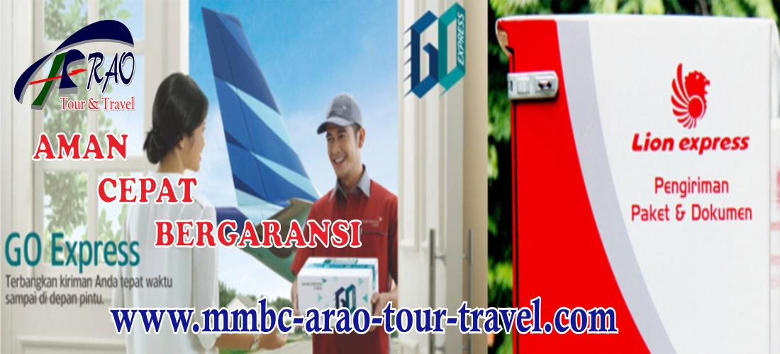 Jasa Pengiriman Paket dan Dokumen Lion Express oleh MMBC ARAO Tour and Travel