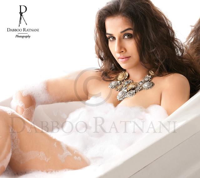 Dirty Actress List Top Less Vidya Balan 2012 Hot-6173