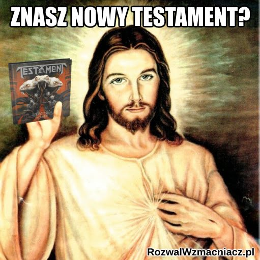 Jezus nowy Testament brotherhood of the snake
