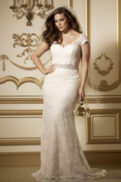 vestidos de novia para gorditas y maduras
