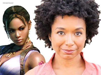 Black Voice actors