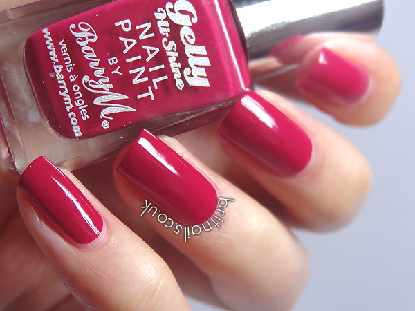 Barry M Gelly Pomegranate
