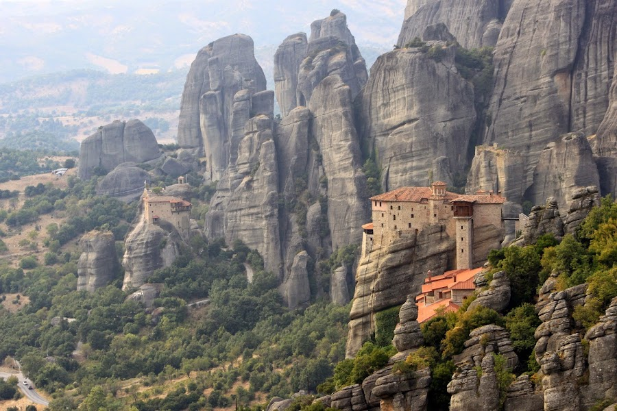 The Wild Magic of Greece's Meteora: Video