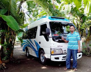 jogjakarta tour driver HADI