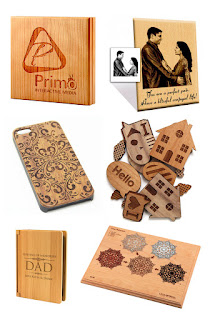 Laser wood engraving machine projects