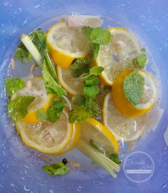 resepi soda herb