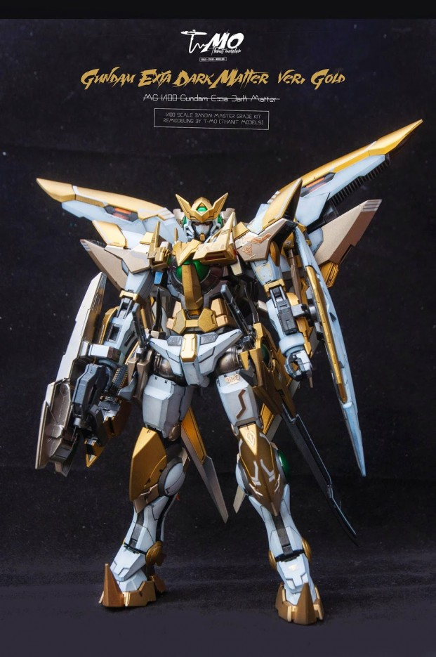 gundam exia dark matter custom - photo #19