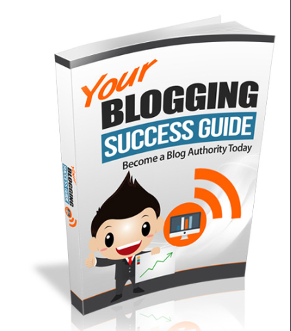 Your Blogging Success Guide Free PDF Download | Best Ebook for Bloggers