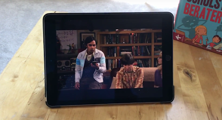 Wenn the Big Bang Theory auf dem iPad Siri aufweckt | Die unguckbare Folge