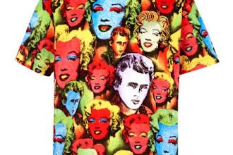 Versace e a coleção de camisetas em homenagem a Gianni