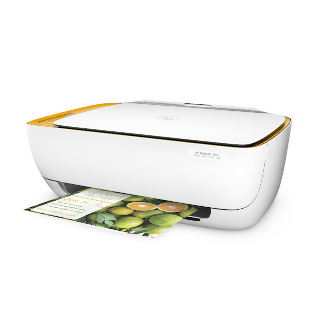 HP compact deskjet printer