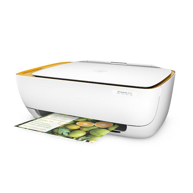 HP compact deskjet printer