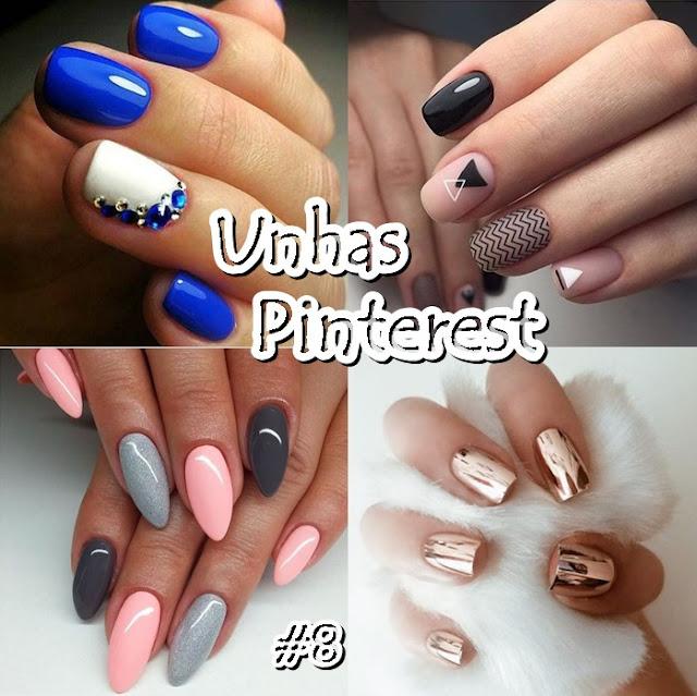 Ideias de unhas by Pinterest #8