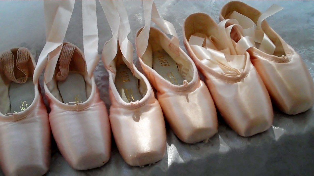 """Dear Ones Healing Ministry: """"Ballet Pointe Shoes: Line ..."""