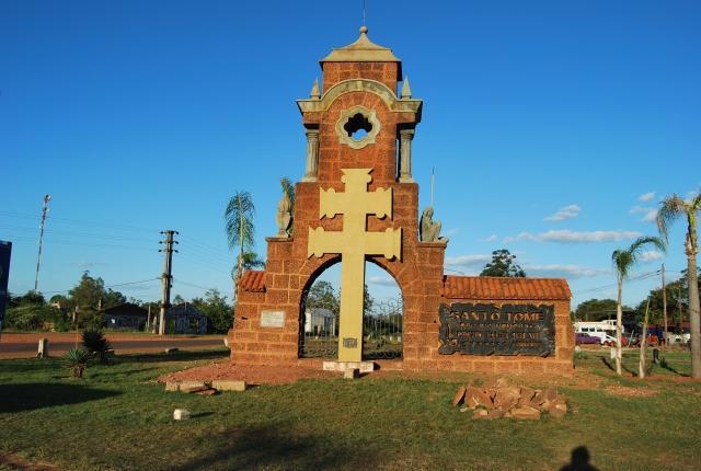 Santo Tome Jesuitico Guarani