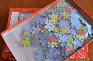 Puzzle, czyli temat na piątek
