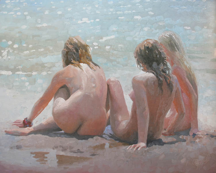 Denis Chernov    Ukrainian painter   Tutt'Art@ ()