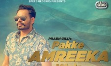 Prabh Gill new album song Pakke Amreeka Wale Best Punjabi Album Song