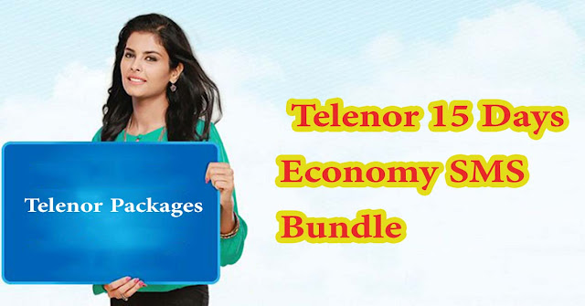 telenor sms bundle