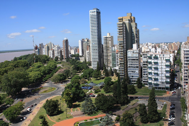 Visitar ROSÁRIO com a desventura de ter sido assaltada na cidade | Argentina