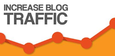 Cara meningkatkan trafik bersaing dengan blog papan atas