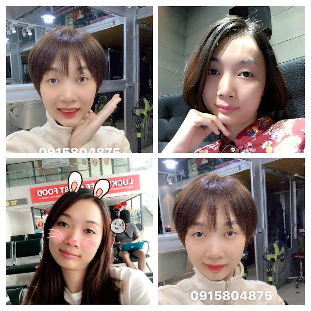 Nhiều chị em tóc ngắn bị nghiện cắt tomboy Kawai tại salon Korigami số 7 Trần Tế Xương