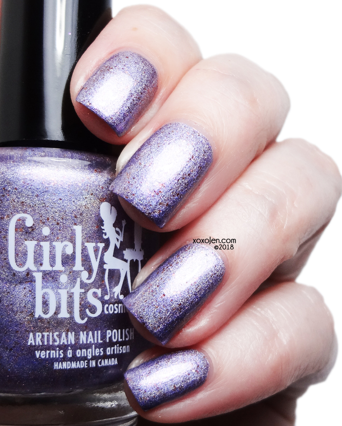 xoxoJen's swatch of Girly Bits Celebrity Is, As Celebrity Does