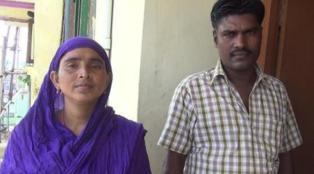 दबंगो के दहसत में महिला मुखिया