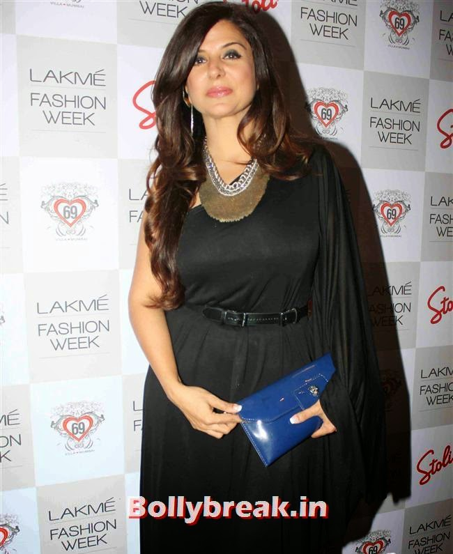 Archana Kochhar, Lakme Fashion Week 2014 After Party Pics